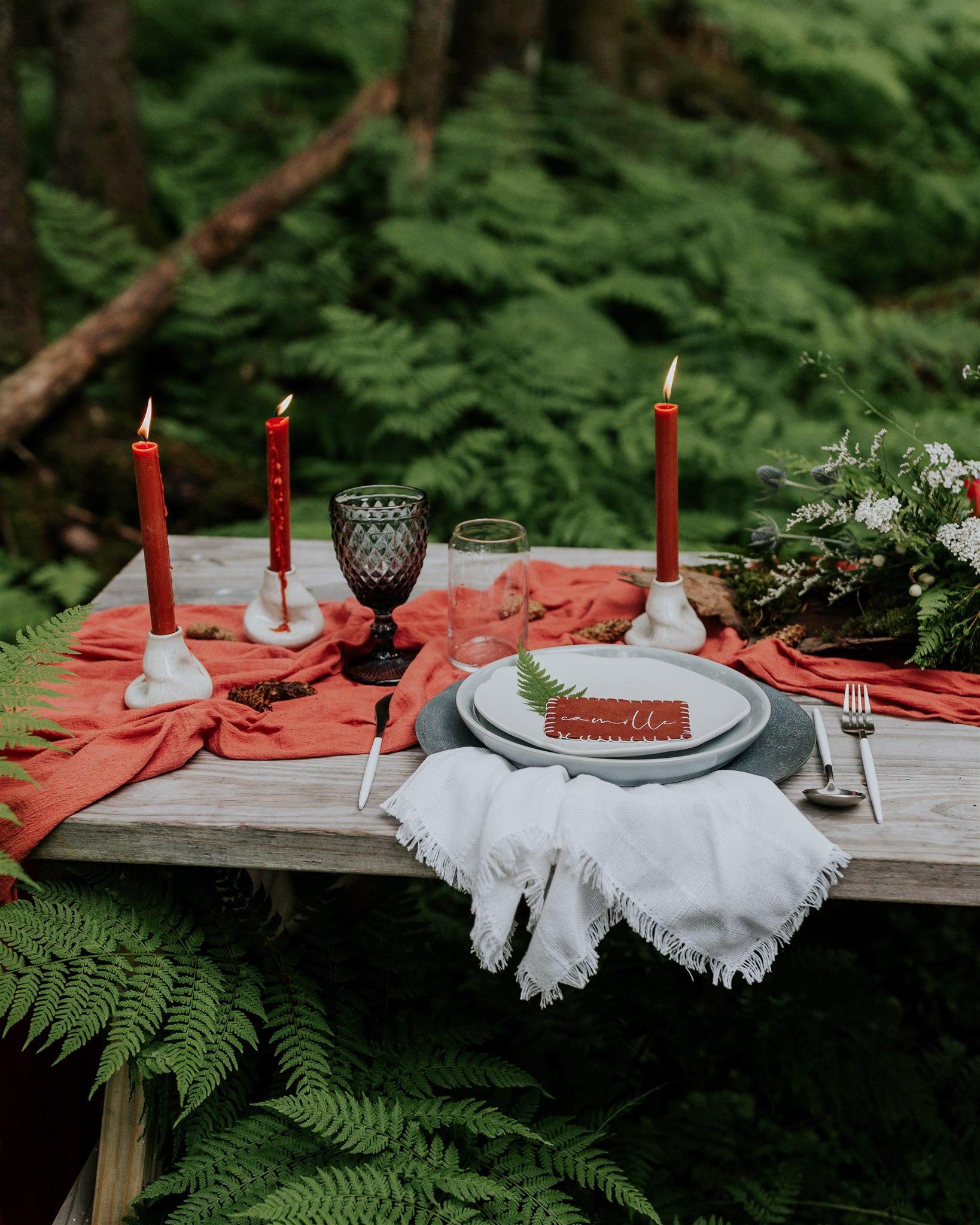 cabin wedding alaska elopement photographer