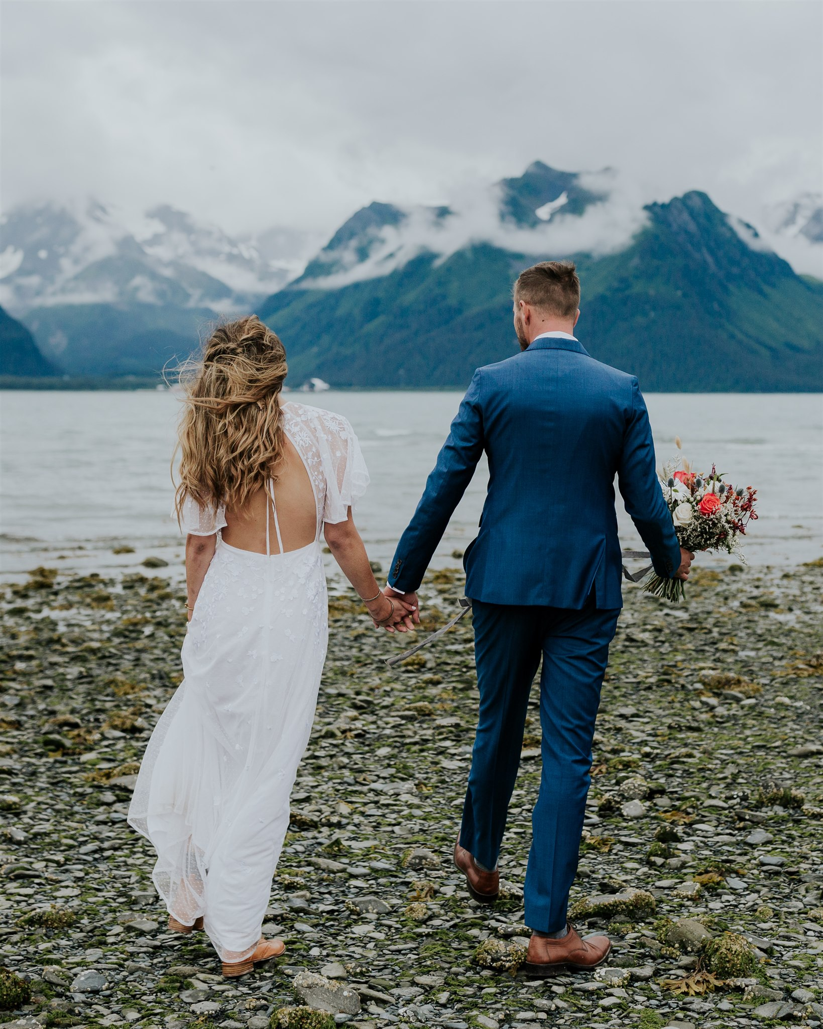alaska wedding photographer seward alaska