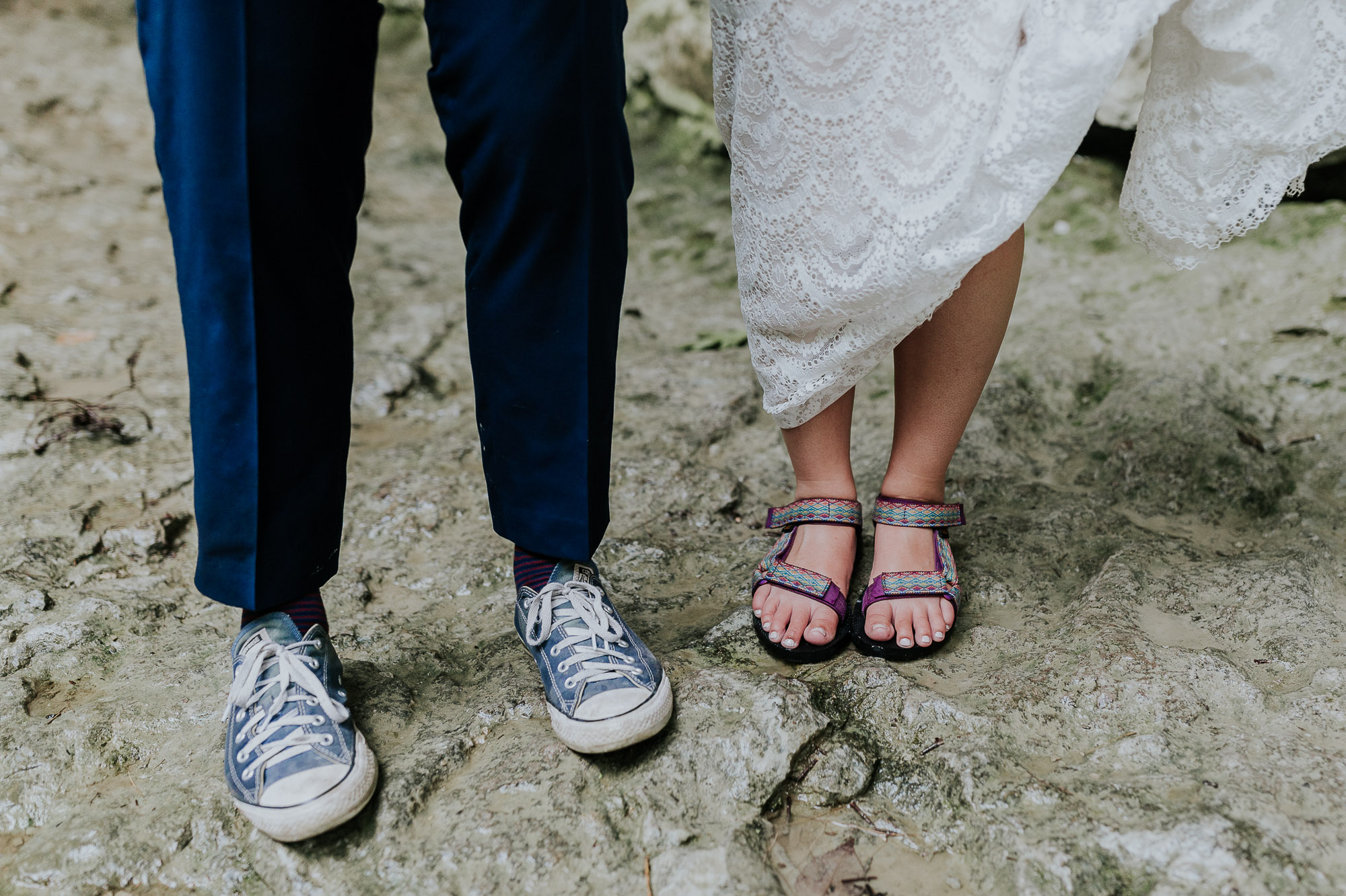 converse wedding tevas adventure wedding