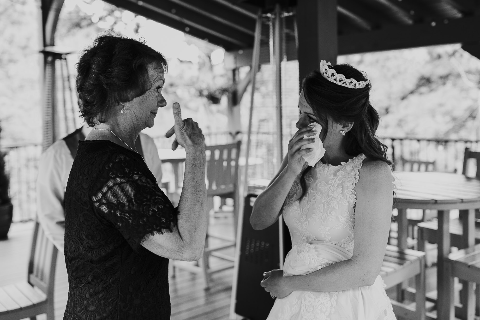 emotional wedding photo colorado wedding photographer