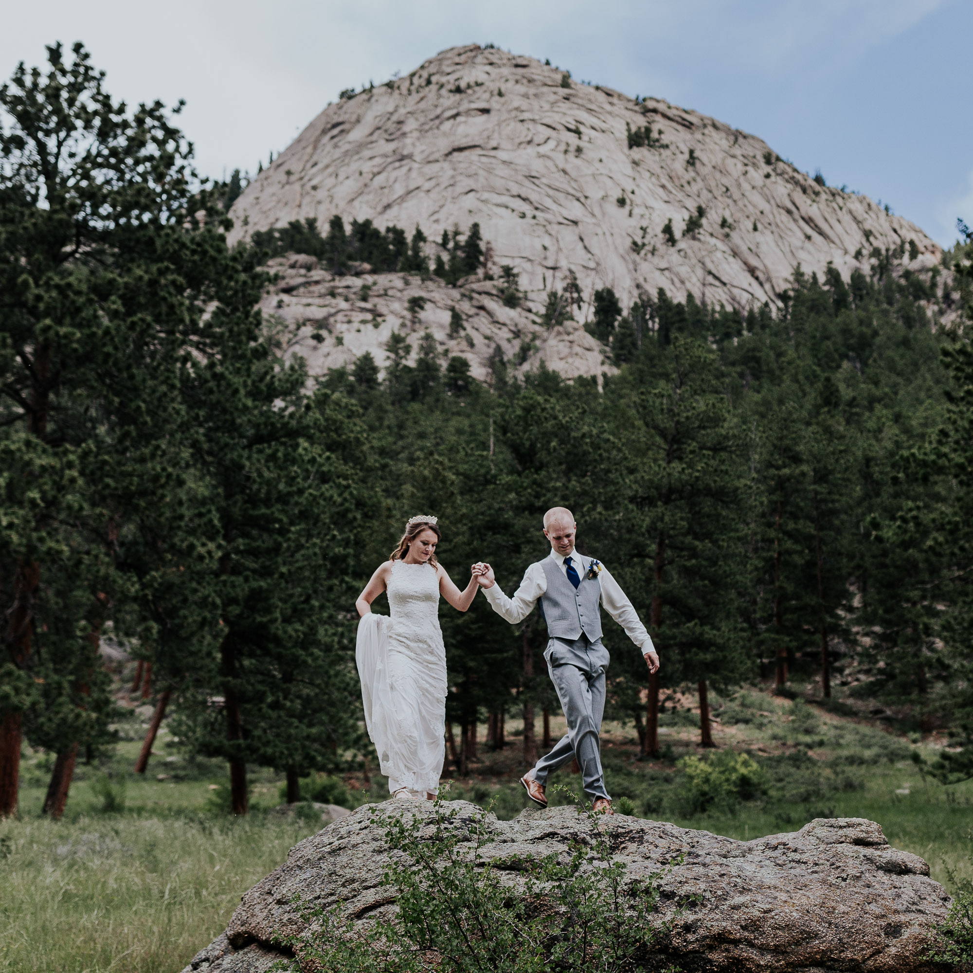 colorado wedding photographer venue della terra