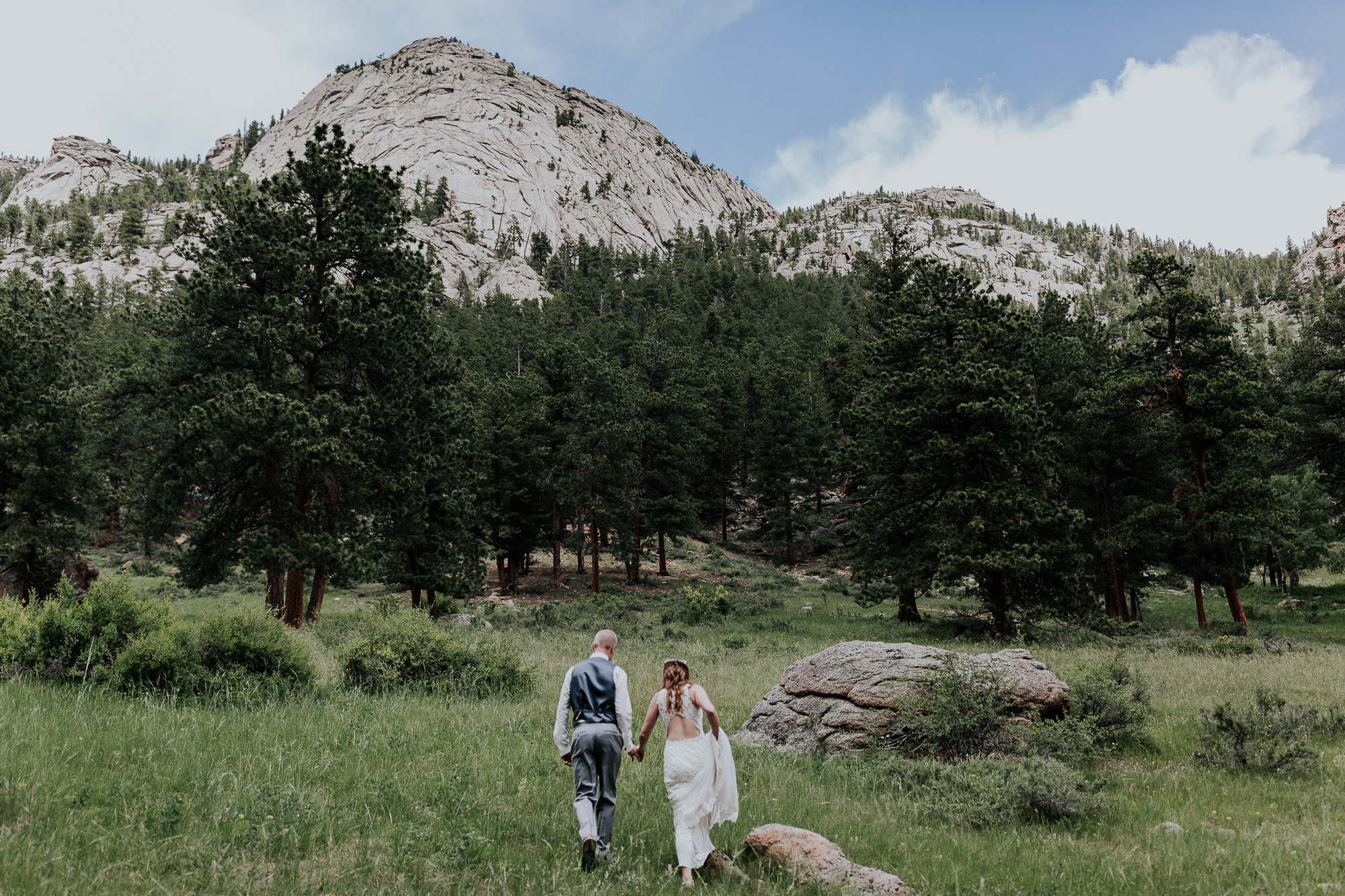 colorado wedding photographer della terra
