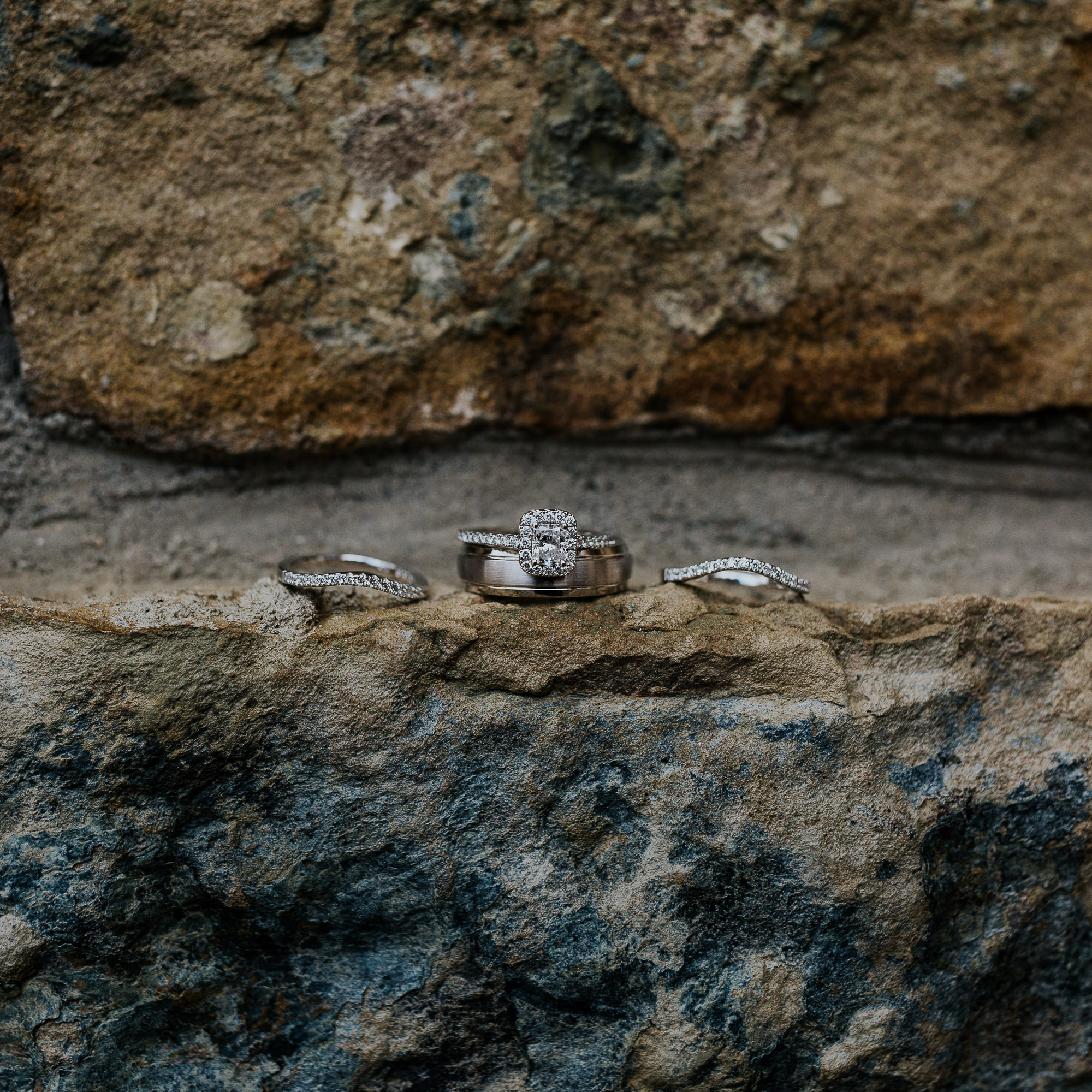 wedding rings estes park wedding photographer