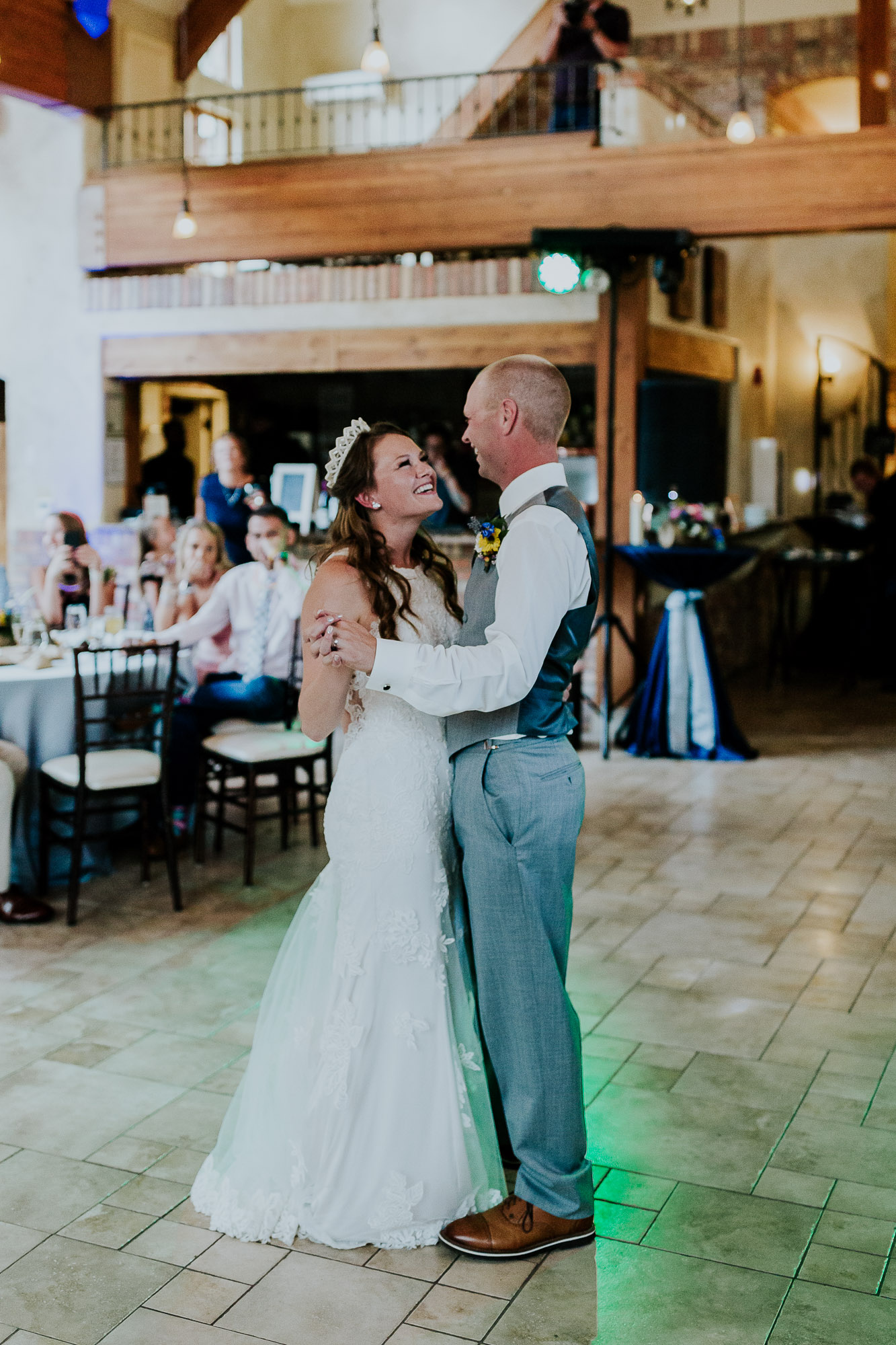 first dance colorado wedding photographer