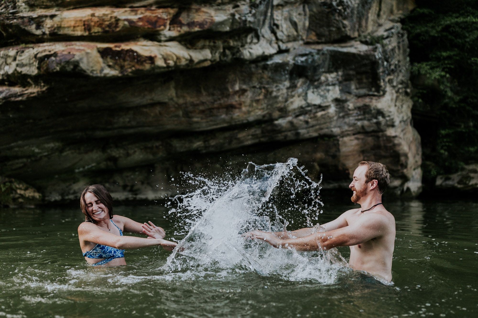 adventurous indiana engagement dogs emily hary elopement photographer midwest wedding