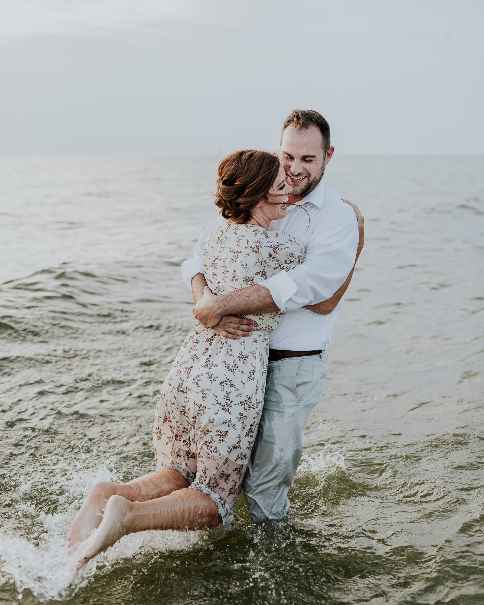 lake michigan elopement inspiration michigan wedding photographer brunch colorful