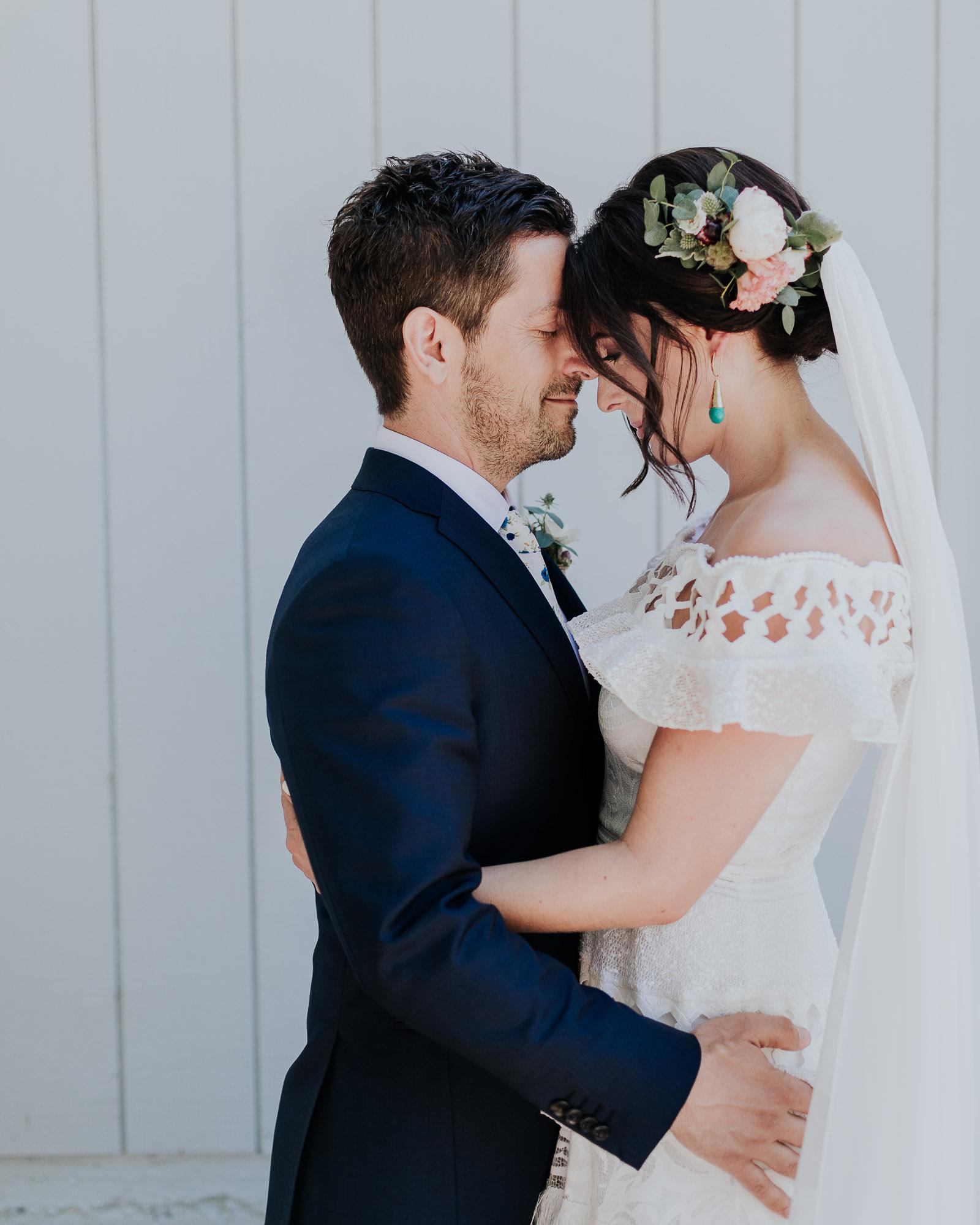 grace loves lace gown oregon bride