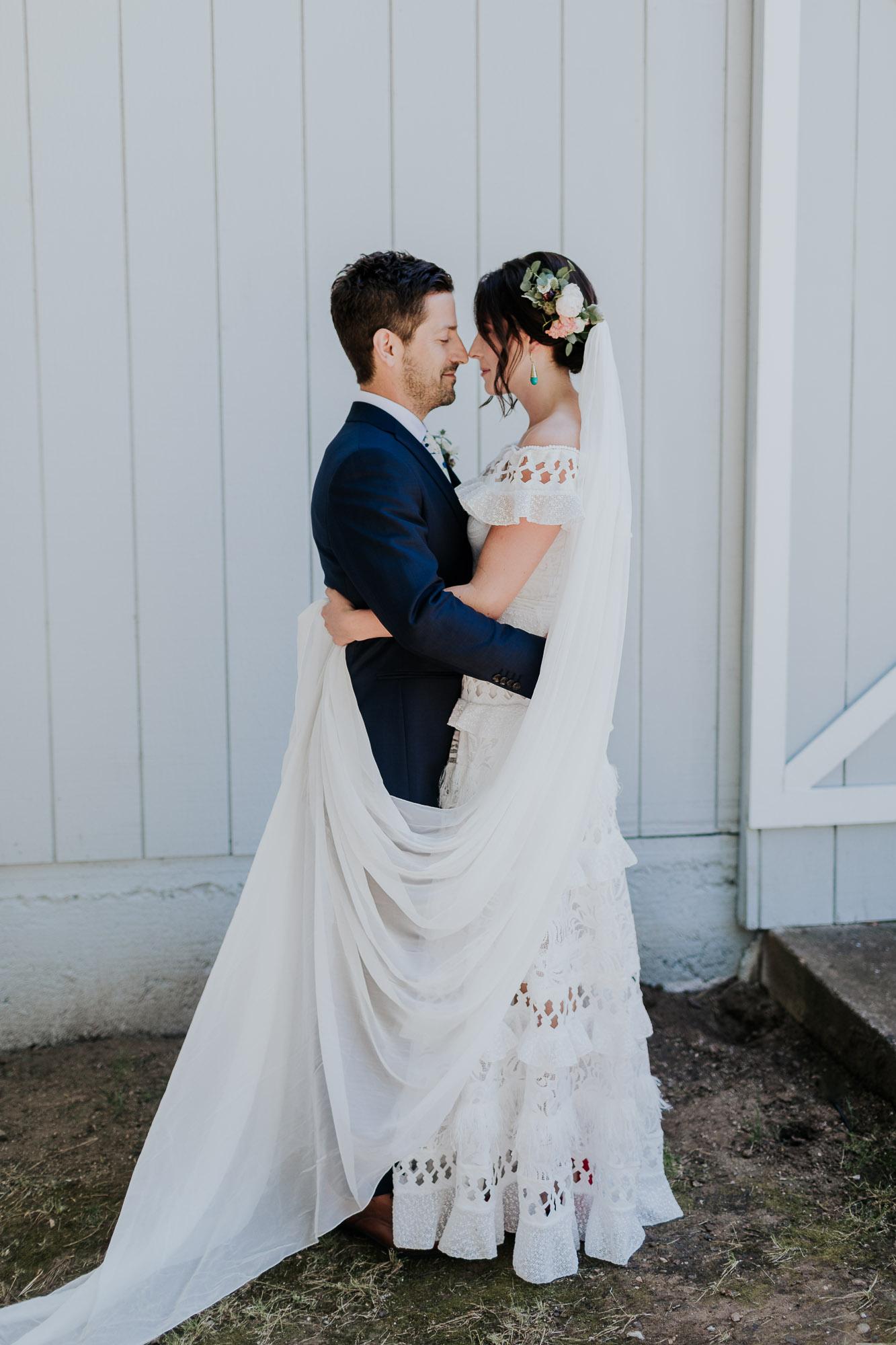 southern oregon backyard wedding photographer venue