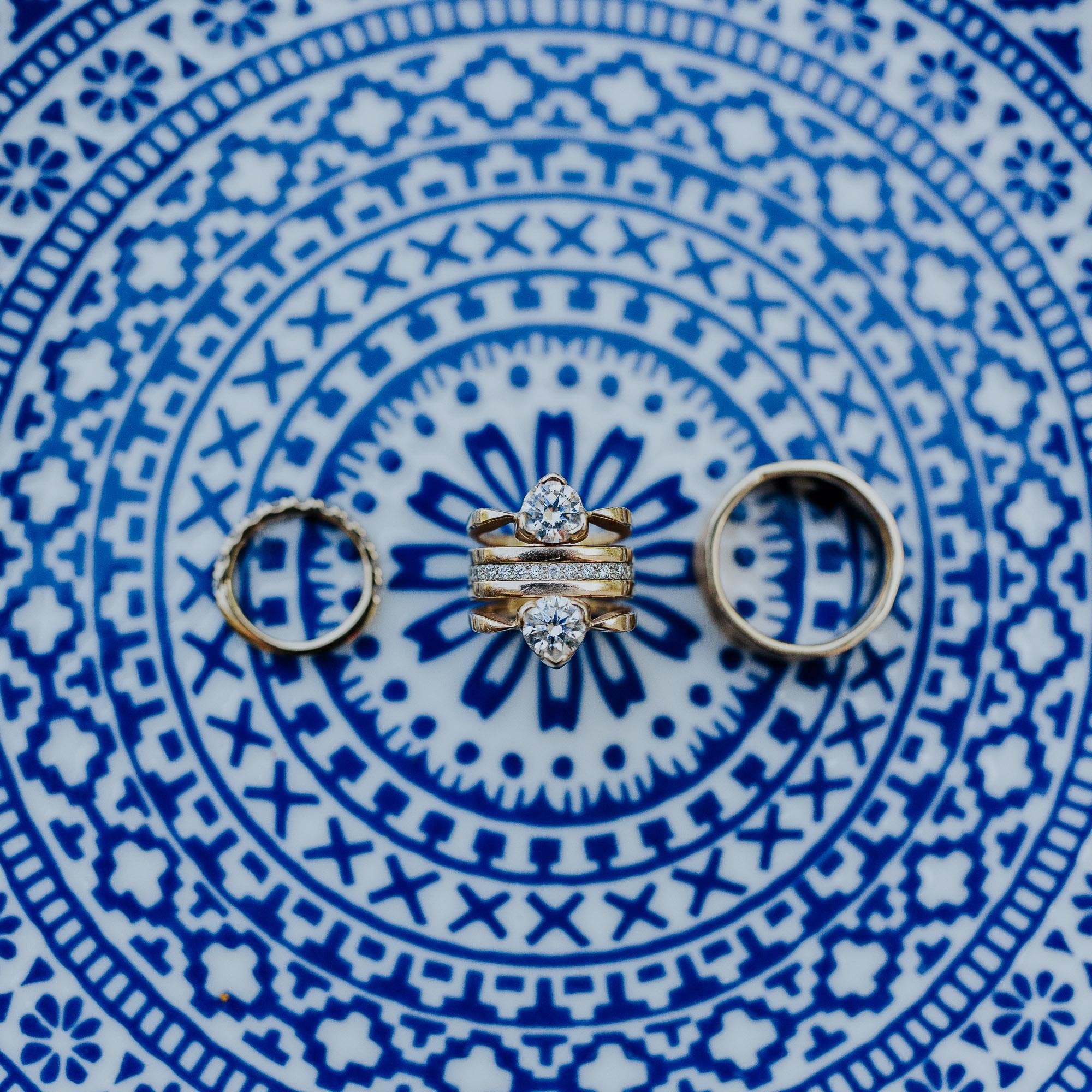 wedding rings spanish art fx fine jewelry