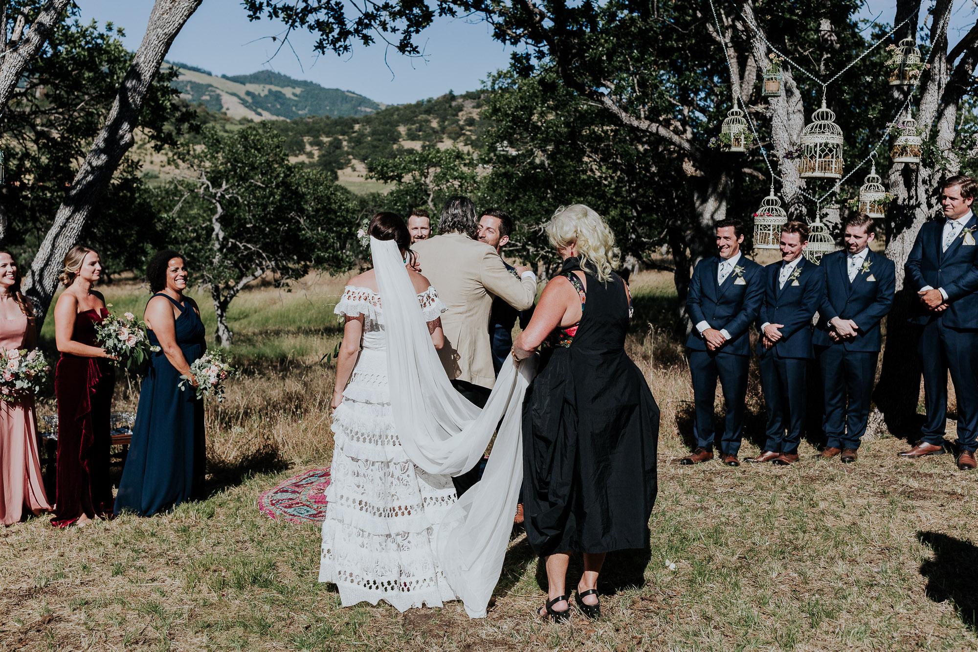 backyard wedding oregon