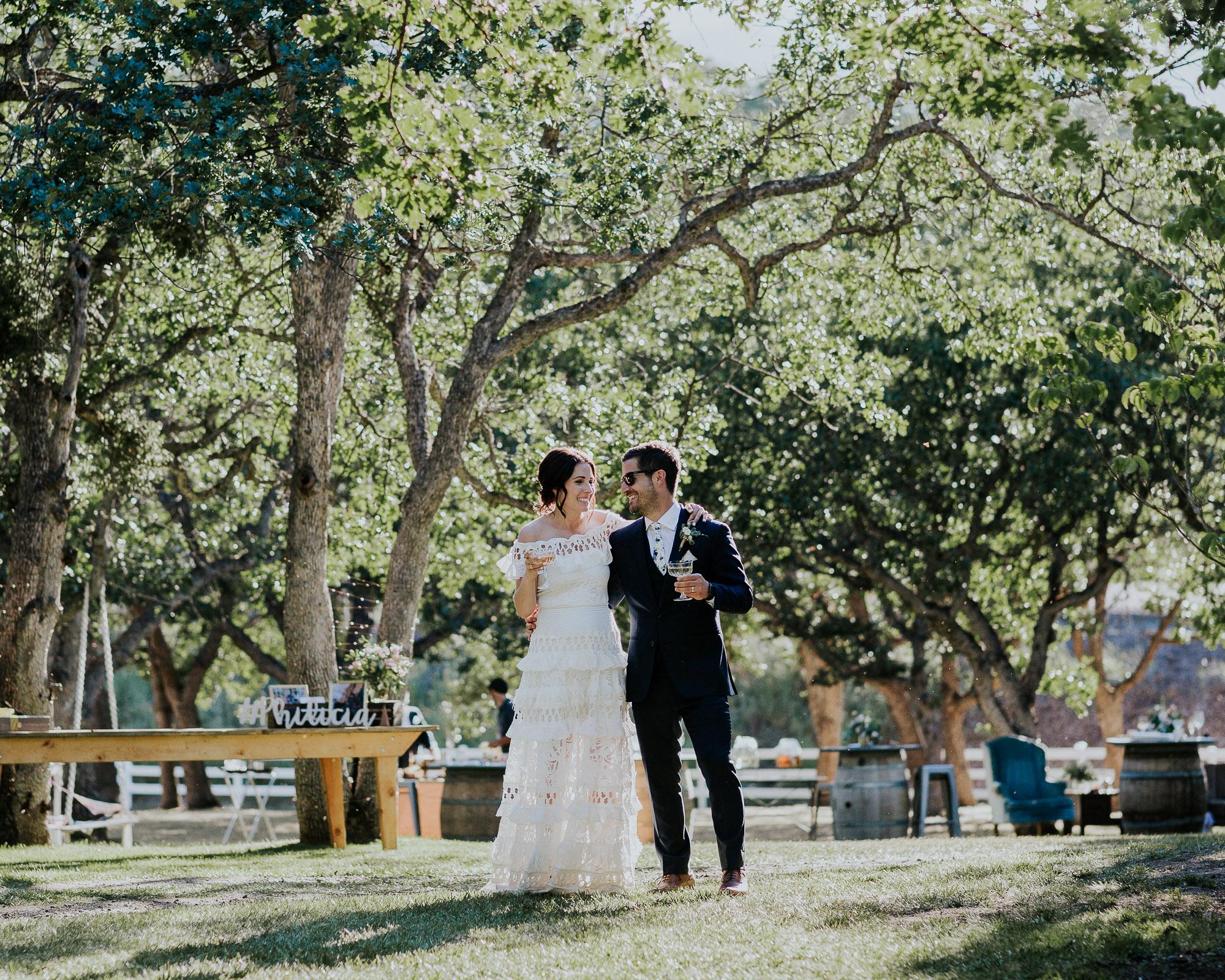 southern oregon wedding photographer outdoor