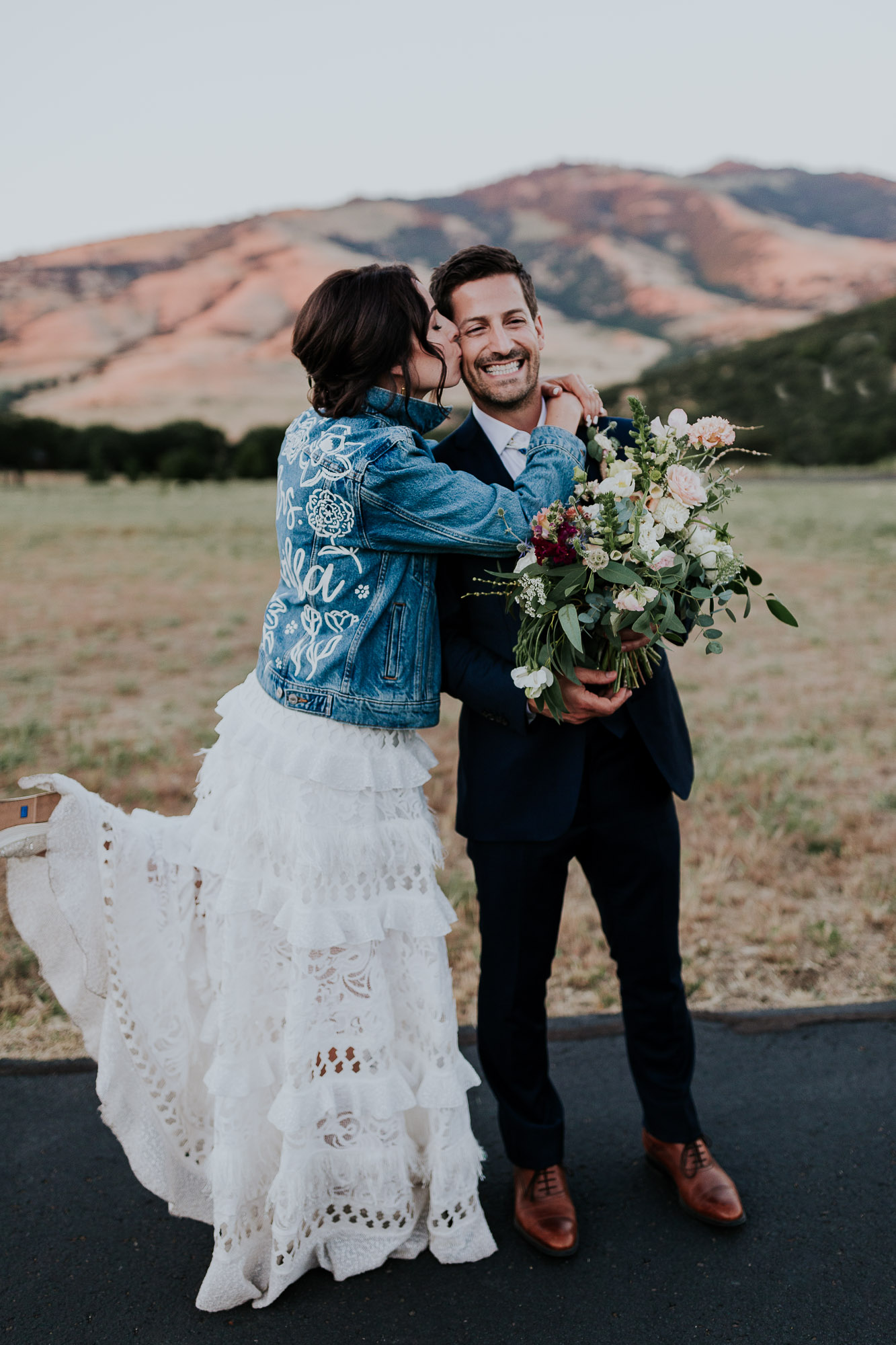 southern oregon elopement photographer
