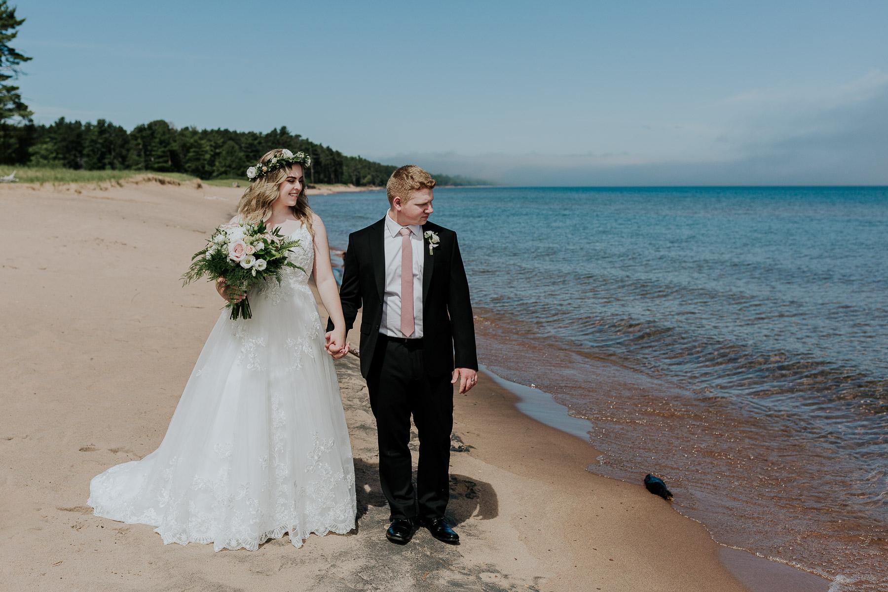 michigan elopement photographer upper peninsula